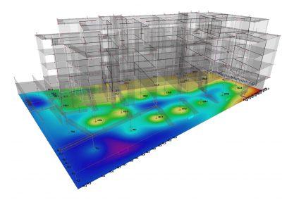 6-SCIA pressure under groundplate